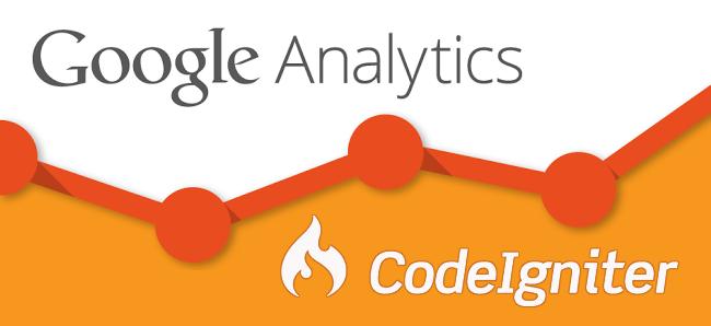 Codeigniter ile Google Analytics Verilerini Çekmek