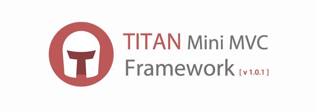 Titan Mini MVC - v1.0.1 Güncellemesi