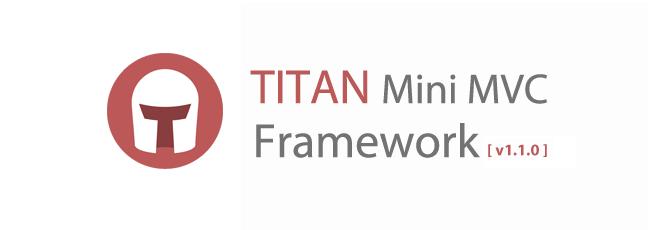 Titan Mini Framework - v1.1.0 Güncellemesi